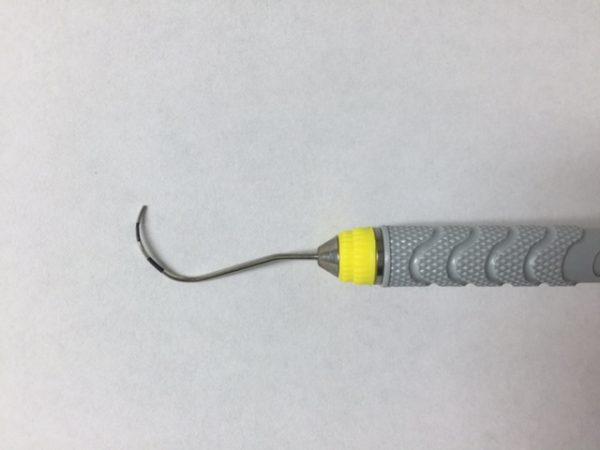 Hu Friedy Nabers Probe 3,6,9,12 mm Resin handle PQ2NR